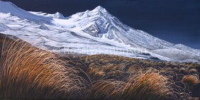 Girdlestone Peak, Mt Ruapehu, SOLD.